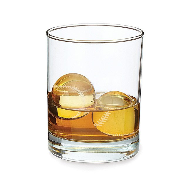 Baseball Whiskey Chillers Set of 2