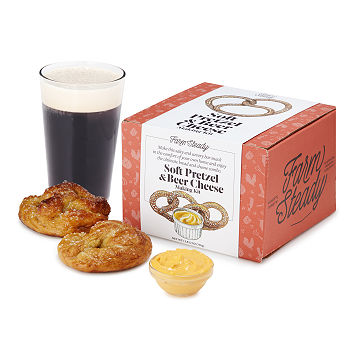Pretzel & Beer Cheese Kit