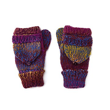Cosmic Pop Top Mittens
