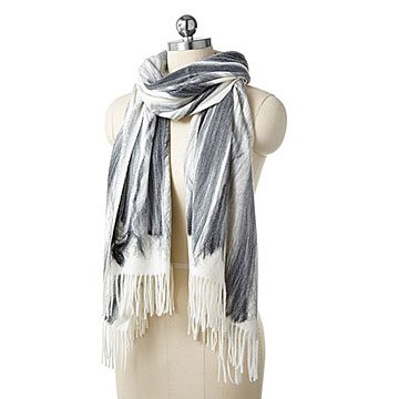 Nuno Felted Ombre Oversized Scarf