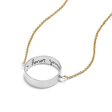 Honor Yourself Necklace