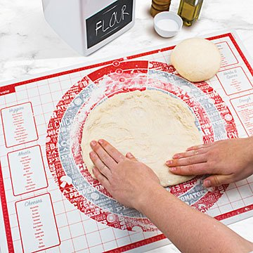 Non-Stick Pizza Prep Mat