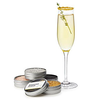 Luxe Cocktail Sugar & Salt Set