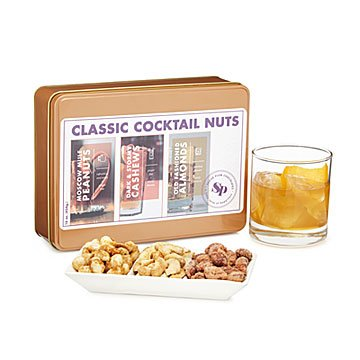 Classic Cocktail Nuts