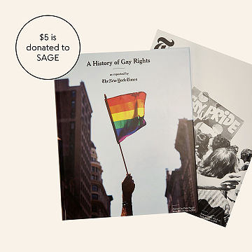 New York Times - A History of Gay Rights