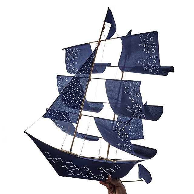 Limited Edition Sailing Ship Kite