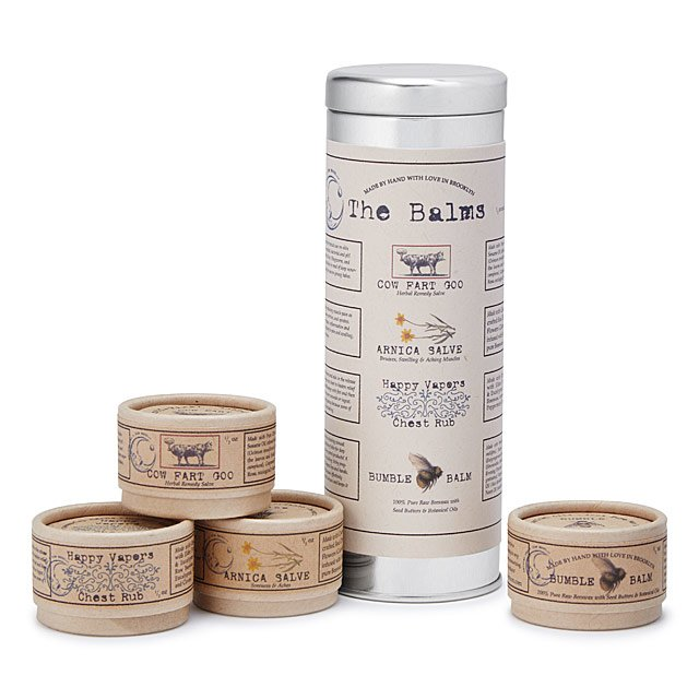 Holistic Herbal Balm Collection