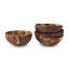 Reusable Coconut Shell Bowls 2 thumbnail