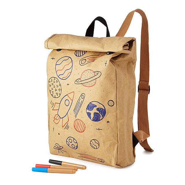 Color Your Own Backpack