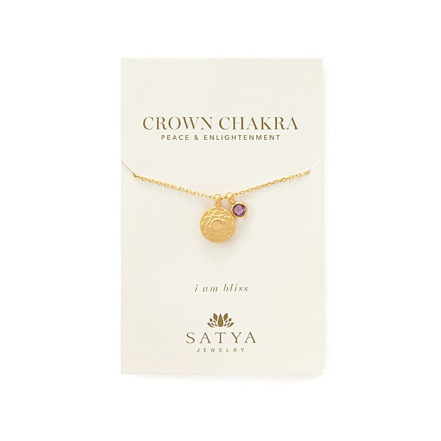 Golden Chakra Necklaces