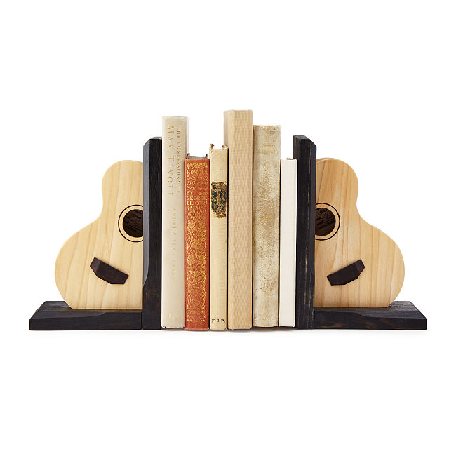Acoustic Guitar Bookends