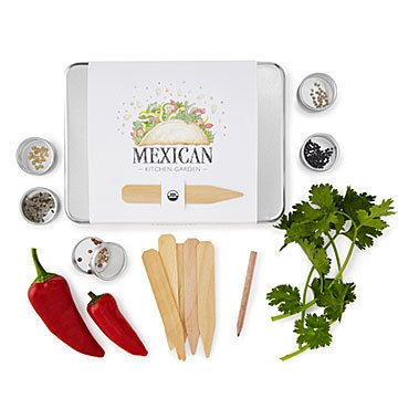 Mexican Kitchen Garden Kit