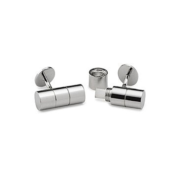 Secret Messaging Cufflinks
