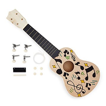 Ukulele Diy Kit Gifts For Guitar Lovers Creative Kids Gifts