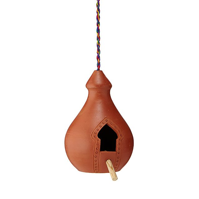 terracotta-bird-palace by uncommon-goods