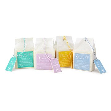 Tea Bag Soap Set