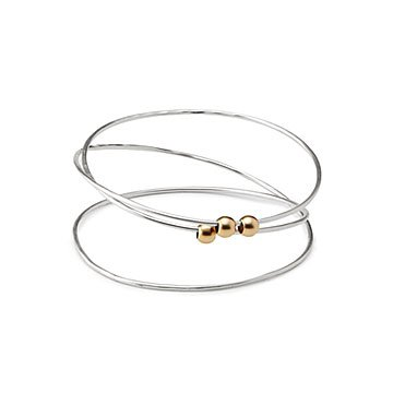 Focus Spinning Meditation Bangle