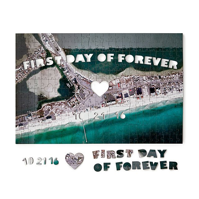 First Day of Forever Puzzle