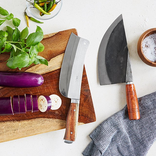 Authentic Thai Chef Knives