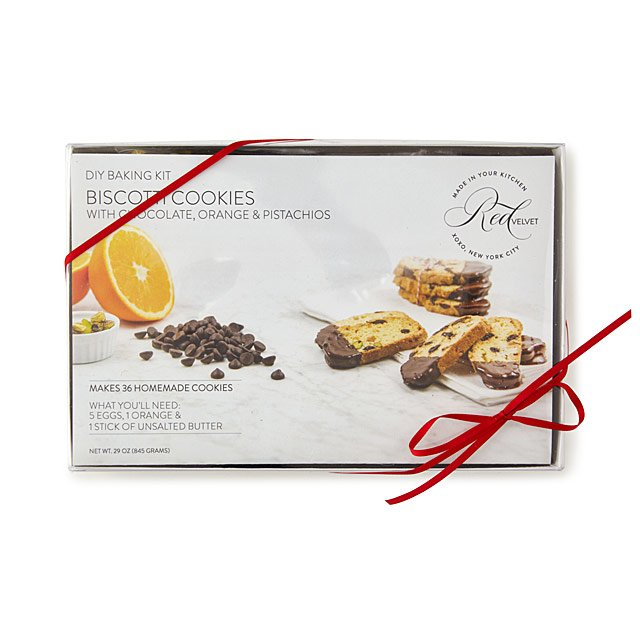 Biscotti Baking Kit