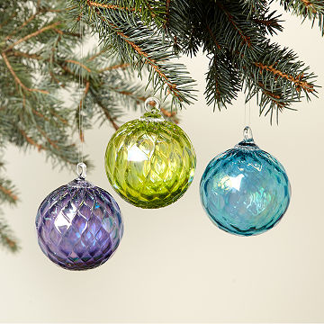 Birthstone Ornaments