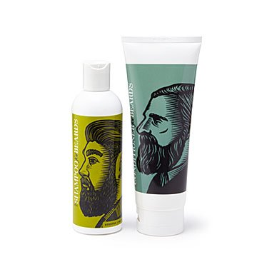 Beard Shampoo and Conditioner Box