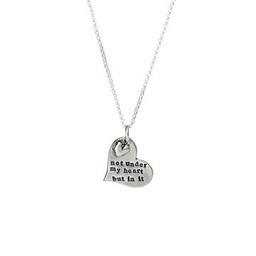 Adoption Is Love Necklace