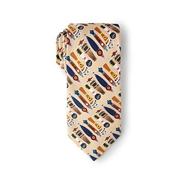 On Tap Necktie