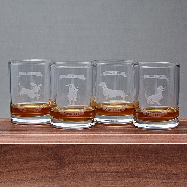 Dog Spirit Glassware
