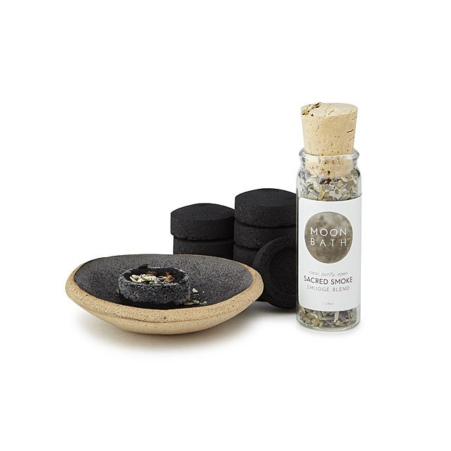 Sacred Smoke Bathing Ritual Set