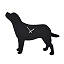 Tail Wagging Dog Breed Clock 2 thumbnail