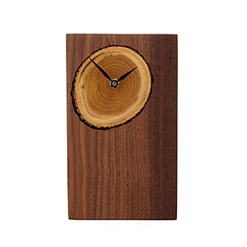 Mulberry Tree Ring Clock