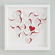 Poetic Love Personalized Art