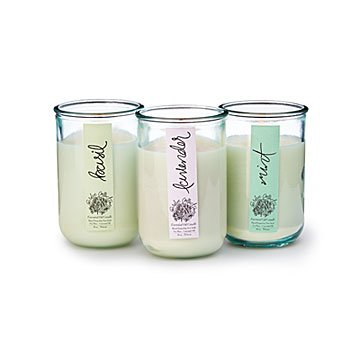 Mom's Herb Garden Candles