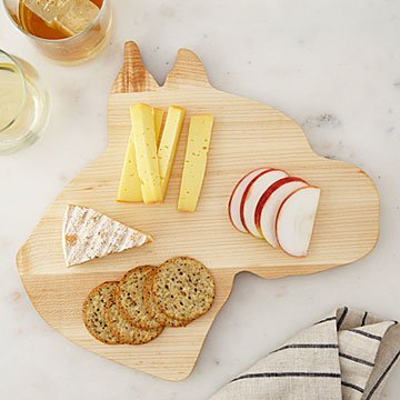 Dog Breed Cheese Boards