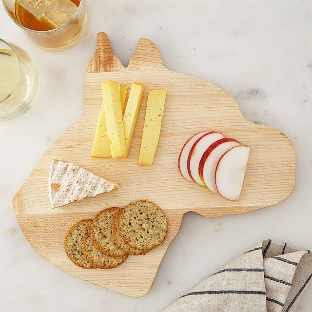 Dog Breed Cheese Boards Wooden Dog Board Uncommongoods