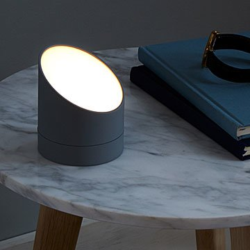 Edge Light Clock
