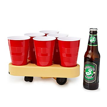 Moving Beer Pong Robot