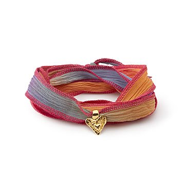 Show The Love For Yourself Wrap Bracelet