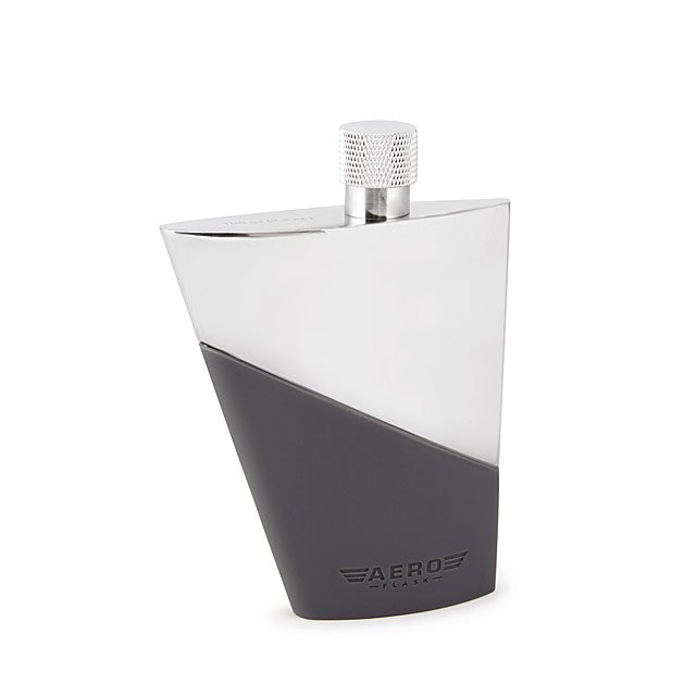 Airplane Travel Flask with Funnel