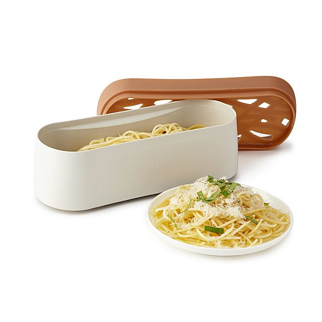 Microwave Pasta Pot by Uncommon Goods