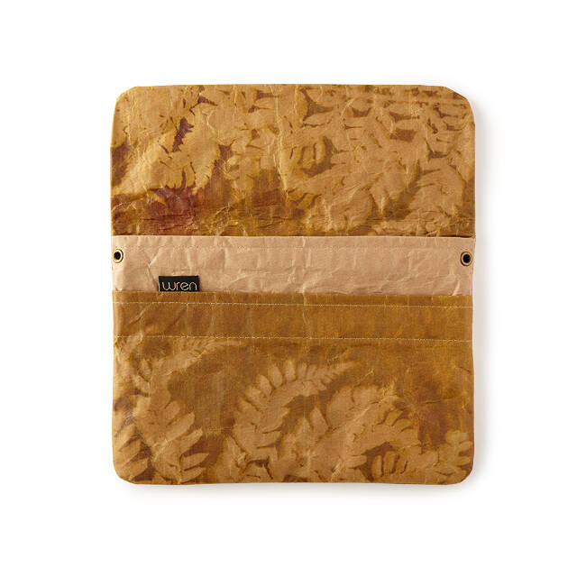 Botanical Fern Mini Paper Tablet Sleeve