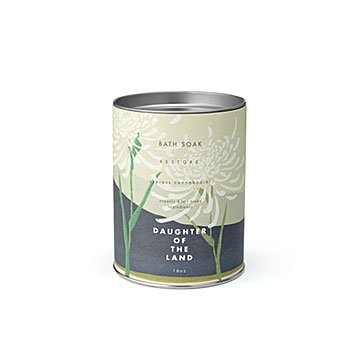 Cypress Hemp Bath Soak