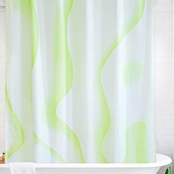 Water-Resistant Shower Curtain