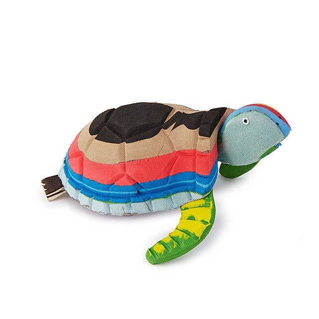 62dd6a366 Recycled Flip-Flop Sea Turtle