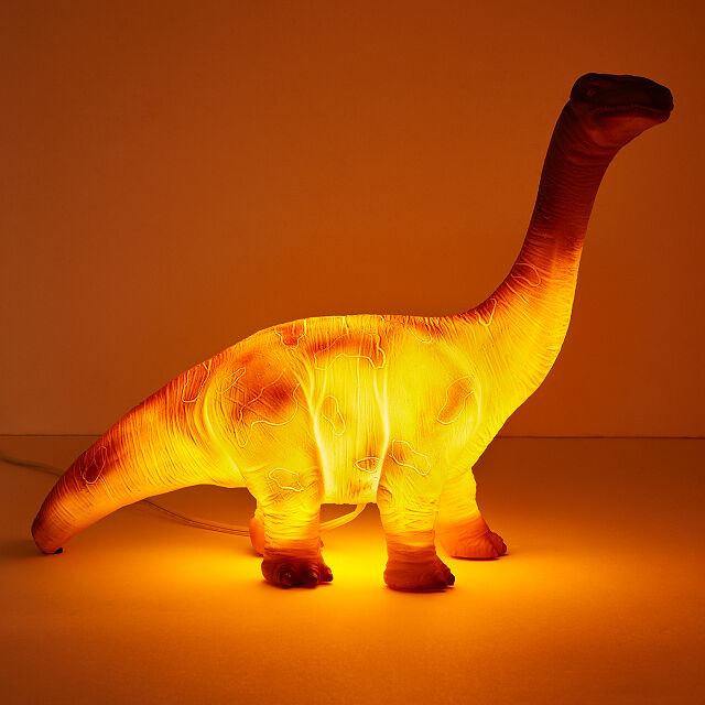 Glowing Dinosaur Lamp