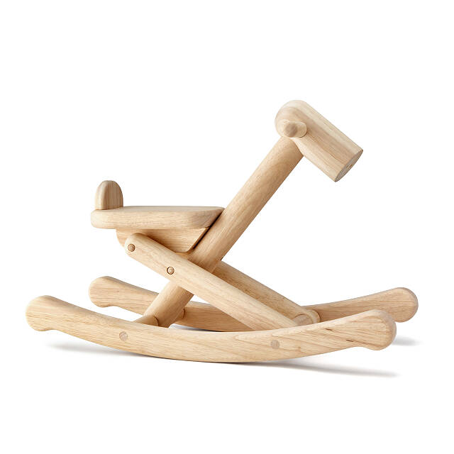 Foldable Rocking Horse