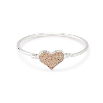 Forever In My Heart Custom Sand Bangle