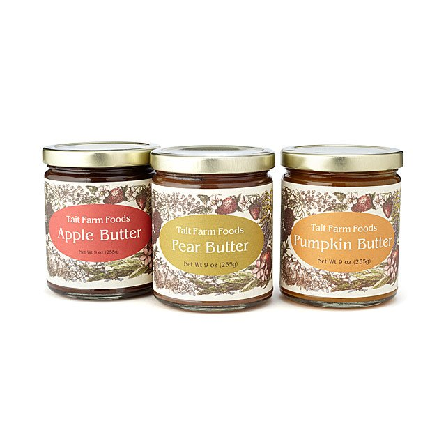 Fruit Butter Trio