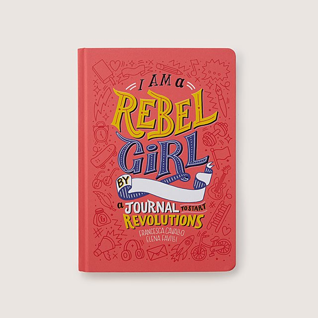 Rebel Girl's Journal To Start Revolutions